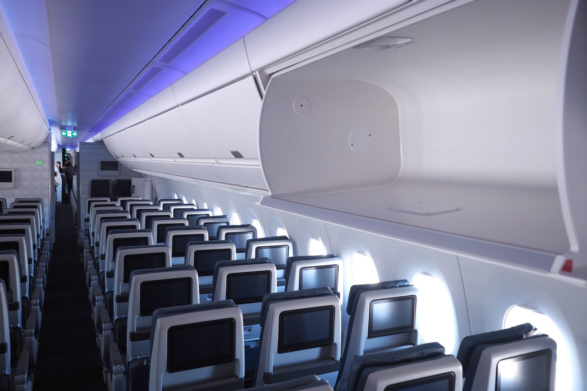 A350 cabin
